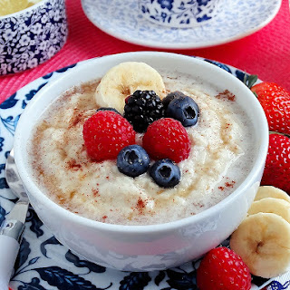 3-Minute Coconut-Almond Porridge {Grain Free} Recipe