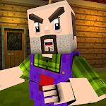Blocky Neighbor 3D Icon