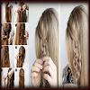 Mode Coiffure coupe de cheveux