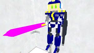 ksー01  saber killer(heroineX)