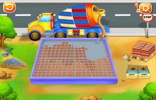 Construction City For Kids 1.0.4 screenshots 9