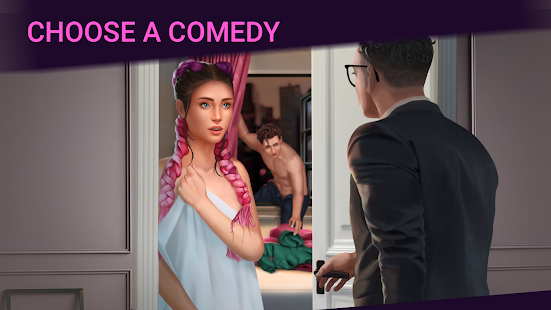 Love Sick: Interactive Stories 1.43.0 APK + Mod (Unlimited money) para Android