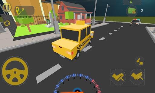 出租车疯狂模拟器|玩模擬App免費|玩APPs