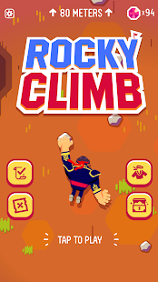 Rocky Climb Screenshot
