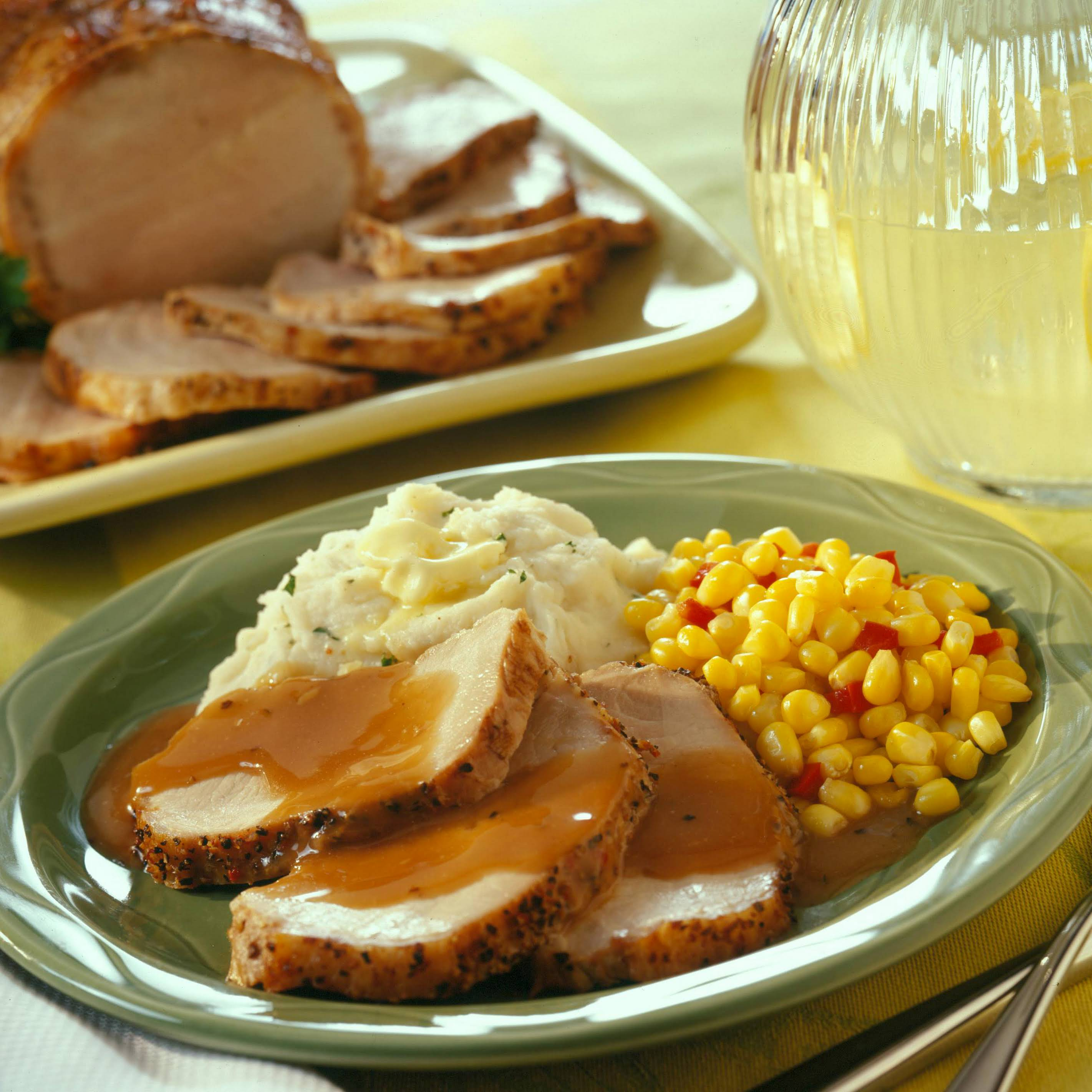 Peppered Pork Roast