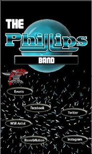 The Phillips Band - náhled