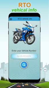 RTO Vehicle Information : 2020 1.07 Mod Android Updated 2
