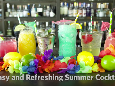 6 Easy and Refreshing Summer Cocktails