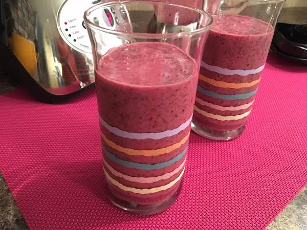 Berry Fusion Smoothie Recipe
