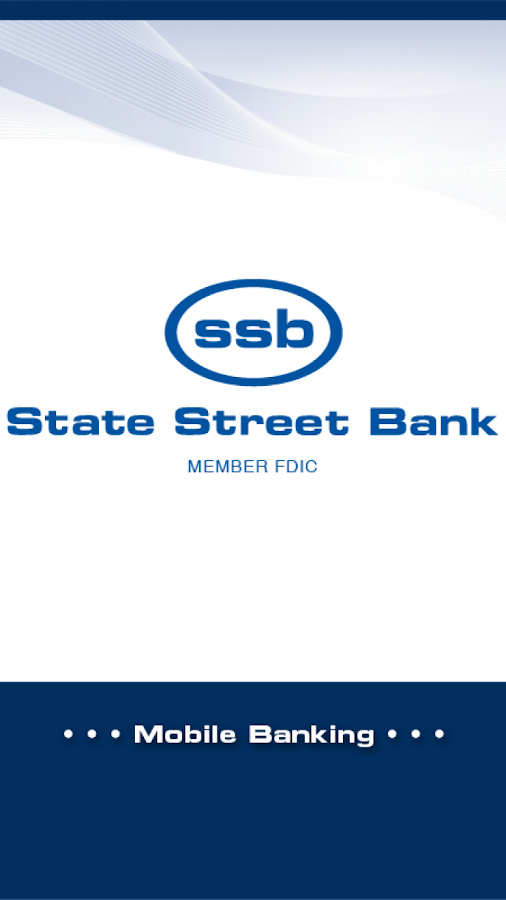 State Street Bank Mobile- screenshot