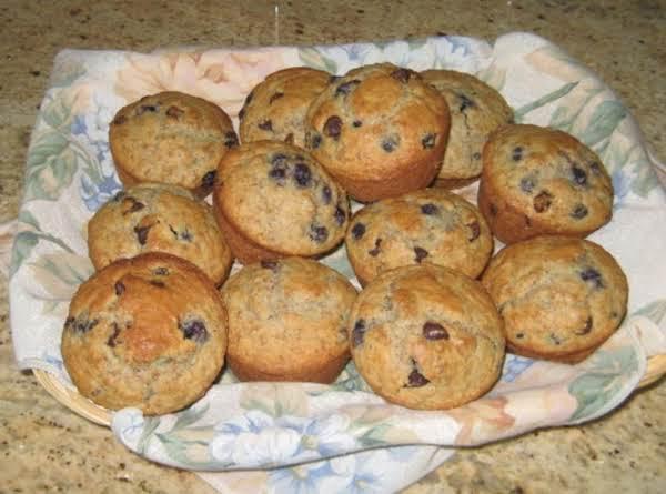 Blueberry Chocolate Chip Muffins Recipe