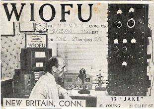 Photo: W1OFU 1948