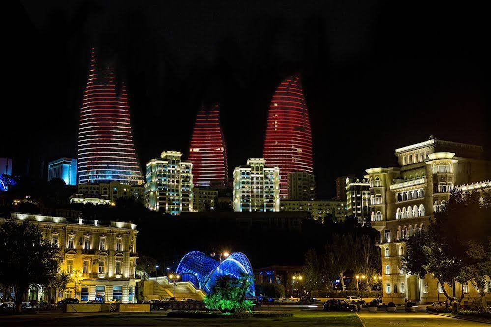 Fairmont Baku at the Flame Towers