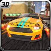 Super Car War Race
