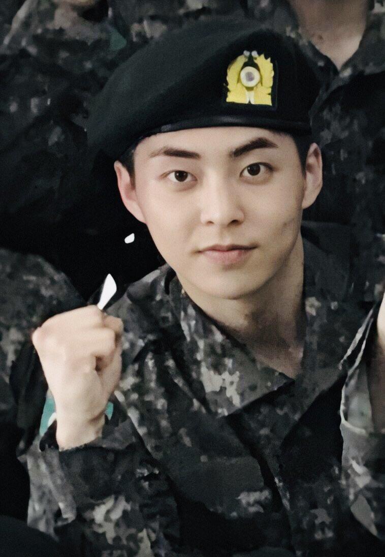 xiumin army 3