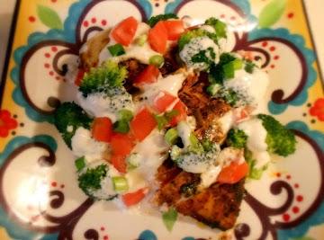 Cajun Alfredo Chicken- Low Carb Recipe