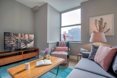 Pine Street Furnished apartment - #3706, Financial district