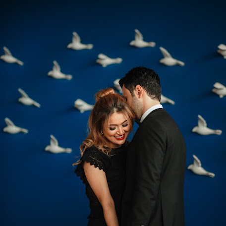 Fotógrafo de bodas Allakhverdi Sadykhly (sadixli). Foto del 12.09.2017