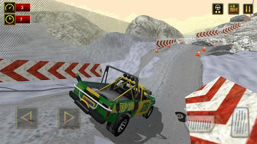 Hill Truck Driving 3D  screenshots 8