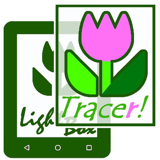 Tracer!  Lightbox drawing app 遊戲 App LOGO-硬是要APP