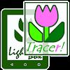 Tracer!  Lightbox drawing app