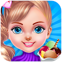 Ice Cream and Smoothies Shop icon