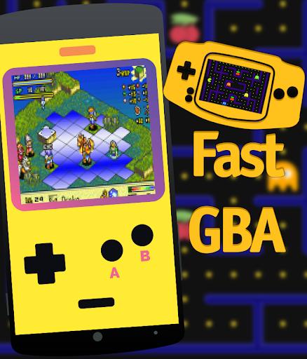 Fast GBA Emulator [ New Emulator For GBA Games ] GBA_EMULATOR_12102018 screenshots 1