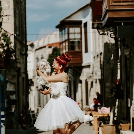 Wedding photographer Ayşegül Aydın (Bogaziciphoto). Photo of 08.02.2018
