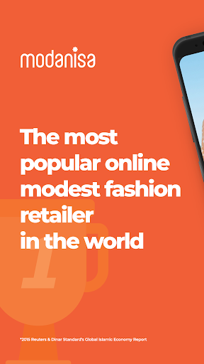 Modanisa - Modest Fashion Shopping 2.7.28 Screenshots 1
