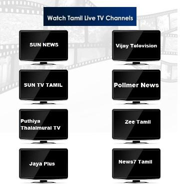 Mobile Tamil Live TV Channels on Google Play Reviews | Stats