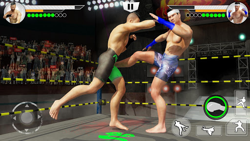 Muay Thai Fighting Clash: kick Boxing origin 2018  screenshots EasyGameCheats.pro 2