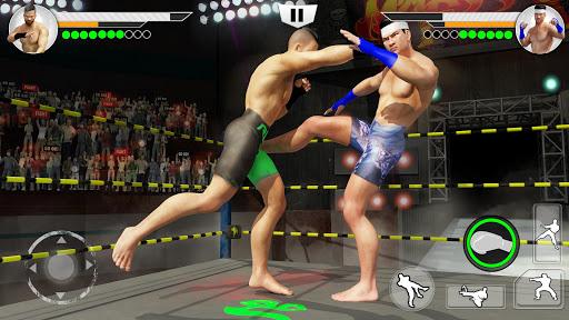 Muay Thai Fighting Clash: kick Boxing origin 2018 1.0.2 screenshots 2