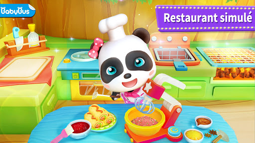 Petit Panda Restaurant  captures d'écran 1