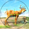 Sniper Deer 3D Hunt 2021: Wild Hunting: FPS Guns icon