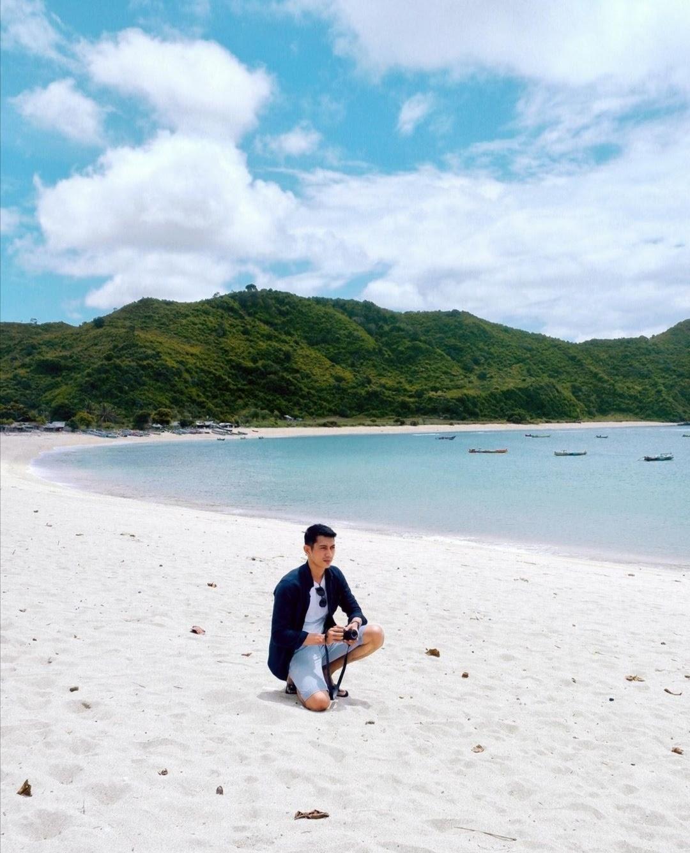 Pantai Mawun, Lombok, NTB