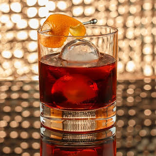 Negroni Cocktail.