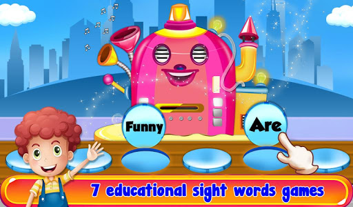 Flash Card & Sight Words Game v1.0.0