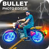 Bullet Photo Editor - Bullet Bike Photo Frames