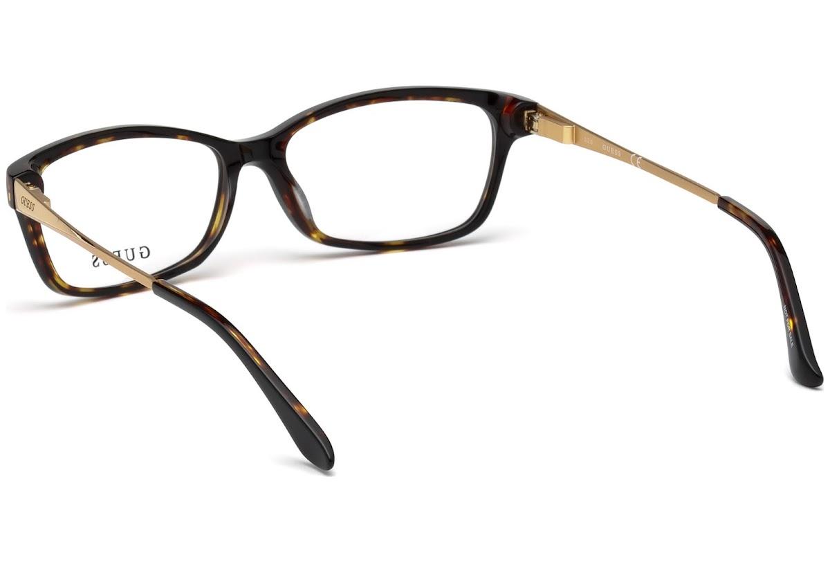 Gu2635 Acheter Optiques Montures Black Guess C54 001shiny q3cA54RjL