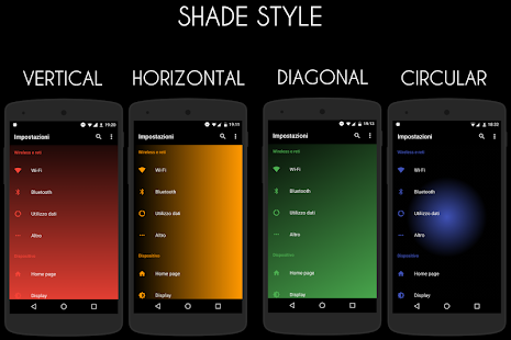 [Substratum] Shade UI Theme- screenshot thumbnail