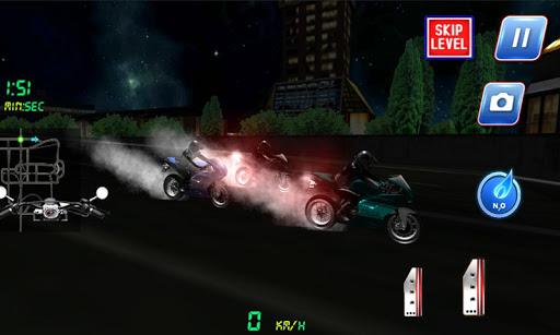 警用摩托車市區驅動器