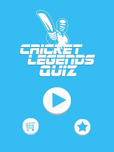 Cricket Legends Quiz
