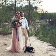 Wedding photographer Olesya Sapicheva (Sapicheva). Photo of 01.07.2016