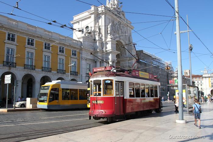 28 трамвай Лиссабон