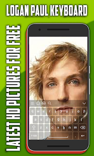 Logan Paul Keyboard - náhled