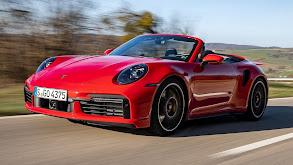 Porsche Turbo S Cabriolet thumbnail