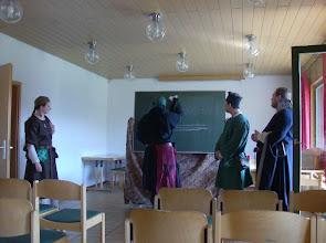 """Photo: Dr. Tulags Vorlesung """"Probleme und Lösungen der Schlachtfeldchirurgie"""""""