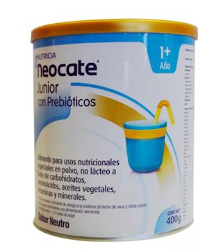 Fórmula Infantil Neocate