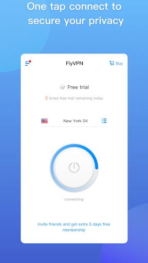 Free VPN & WiFi Security Master - Secure Tunnel screenshots 2