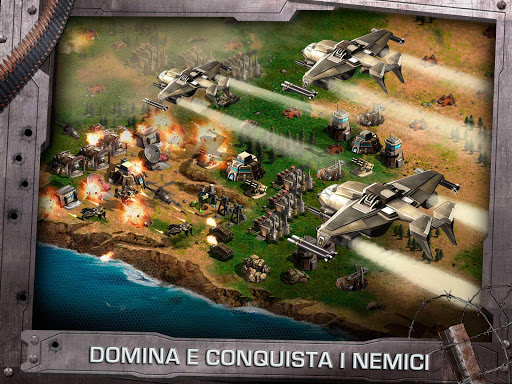 War of Nations: Guerra PvP  άμαξα προς μίσθωση screenshots 2